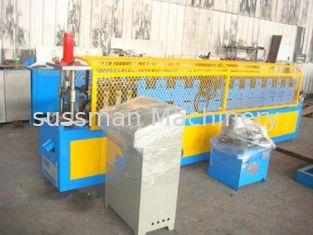 China Automatic Stud And Track Roll Forming Machine 10 Roller Stations supplier