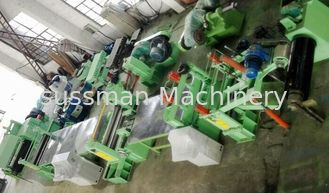 China Professional Simple Hydraulic Steel Slitting Lines Metal Slitting Machine supplier