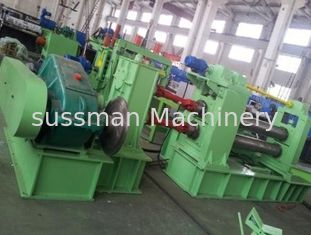 China Simple Hydraulic Steel Slitting Lines / Galvanized Steel Coil Slitting Machine supplier