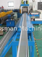 China 4 Kw Hydraulic Metal Shutter Door Roll Forming Machine 88.5/84/85.5mm Width supplier
