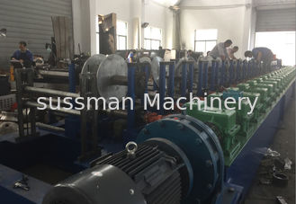 China Full Automatic Cable Ladder Profile Roll Forming Machine 1.2mm Thickness supplier