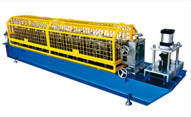 China Blue 12 Roller Station Sheet Metal Roll Former Steel Roll Forming Machine supplier