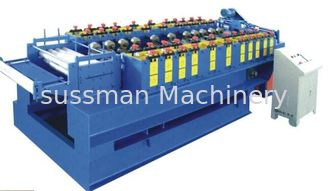 China 16 Roller Station Automatically Roll Forming Machinery Height and Width Adjustable supplier