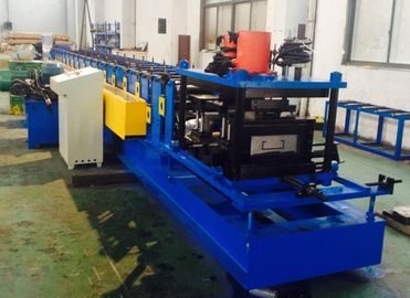 China Line Speed 10-15m/min Racking Box Cold Roll Forming Equipment Thickness 1.5-2mm supplier
