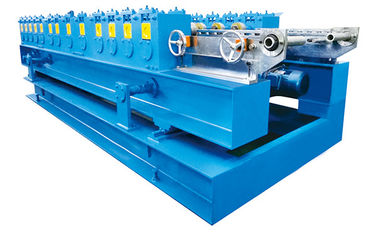 China 0.8 - 1.2mm Thickness 12 - 15m/min Shutter Door Series Machine 5.5Kw supplier
