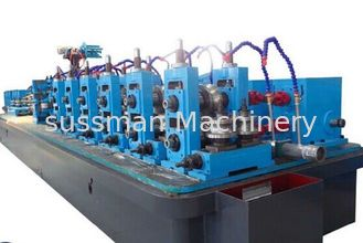 China CE&ISO Certificated High Speed Steel Strip Straight Seam Welded Pipe Cold Roll Forming Machine supplier