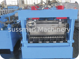 China 12-15m/min Hydraulic Punching Steel Silo Roll Forming Machine Automatic PLC Control System supplier