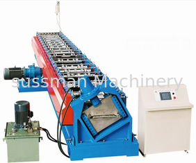 China 584mm Feeding Width  Anode Plate Roll Forming Machine High Speed Automatic Control supplier