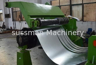 Automatic Galvanized Steel  teel Slitting Lines , 0.3-3mm Thickness Steel Coil Slitting Line