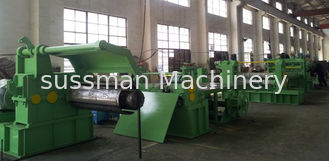 China 20 - 40m/min High Speed Galvanized Steel Slitting Machine Thickniss from 0.25-1.5mm supplier