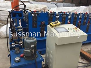 China Durable Roof Tile Making Machine Double Glazing Roof Panel Roll Forming Equipment supplier