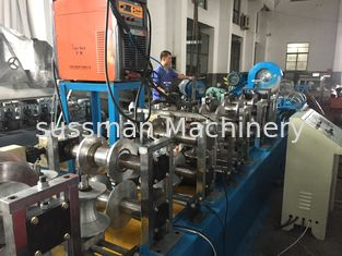 China Pipe Mill  Gearbox Drive High Frequency Square Tube Production LineRoller Machine PLC Control supplier