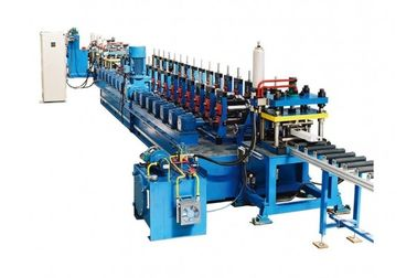 Cold Roll Forming Equipment 1.5 - 2 mm Thickness Door Frame Roller Making Machine