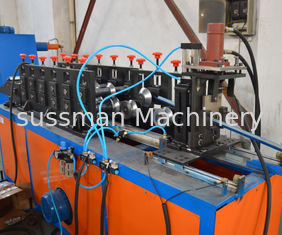 China High Speed  Wall Angle Steel Angle Profile Bar Making Machine Follow Track Cutting System supplier