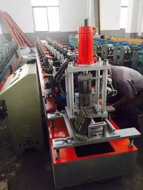 China Chain Transmission Steel Roll Forming Machinery For 5.5mm - 6mm Profile Height supplier
