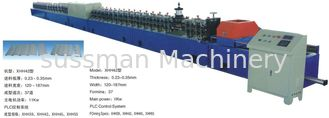 China 380V 15 M / Min Shutter Door Forming Machine CE Standard Customized Color supplier