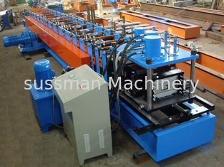 China Fully Automatic Stud And Track Roller Forming Machine 10 Roller Stations supplier