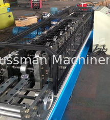 China Galvanized Steel Sheet Roll Forming Equipment , Sheet Metal Roll Forming Machines supplier