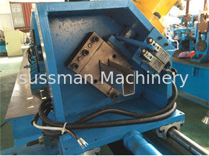 China ISO Standard Stud And Track Roll Forming Machine / Roll Form Machine Φ52mm Roller supplier
