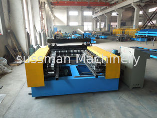 China Hydraulic Cutting 380 Voltage Door Frame Making Machine , Cold Roll Forming Equipment supplier