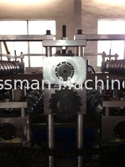 China 7.5kw Double Layer Roll Forming Machine 0.4 - 0.7mm 380V Roll Former Machine supplier