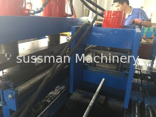 China 12 Months Warranty Cable Tray Rolling Form Machine 3.5 * 25 * 5m 20 Stations supplier