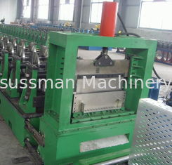 China 1.0mm - 3.0mm Thick Cable Tray Plank Roll Forming Machine / Cable Tray Making Machine supplier