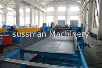 China 1.5 - 2.0mm Thickness Slotted Cable Tray Making Machine With 20 Stations supplier