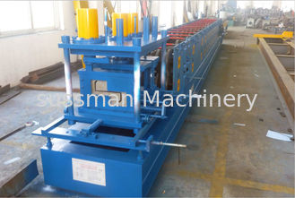 China One Year Warranty CZ Purlin Roll Forming Machine / Cold Roll Forming Machine supplier