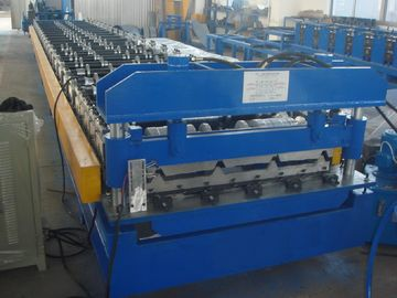 3.5T Roof Panel Roll Forming Machine 7.5KW Roofing Sheet Roll Forming Machine