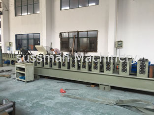 China Hydraulic Cutting Rack Roll Forming Machine Steel Cold Roll Forming Equipment supplier