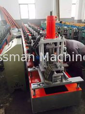 China 1 Year Warranty 2500KG Stud And Track Roll Forming Machine 3500mm x 500mm x 800mm supplier