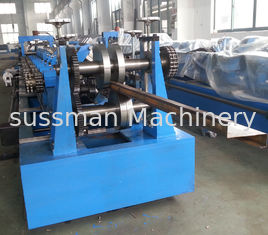 China Galvanized Sheet C Z Purlin Roll Forming Machine C Z Steel Frame Purlin Forming Machine supplier