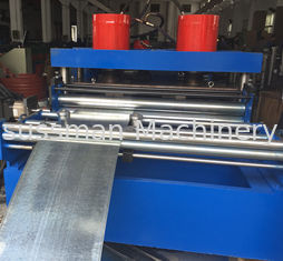 China PLC Control System Cable Tray Roll Forming Machine Chain Driven 13m * 1.4m * 1.4m supplier
