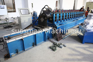 China Gearbox Transmission Cable Tray Machine Cold Roll Former Shaft Diameter Ø 80mm supplier
