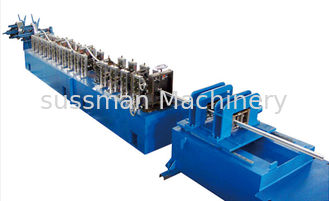 China 380V 50HZ 3 Phase Stud Roll Forming Equipment 13 Station Forming With Embossing supplier