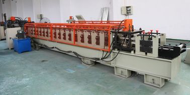 China Furring Channel Roof Ceiling Batten Stud And Track Roll Forming Machine For Light Steel C Truss supplier