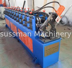 China CE Certificate 13 Stations Main Channel Roll Forming Machine for Galvanized Steel supplier