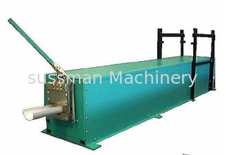 China Portable Gutter Roll Forming Machinery for Aluminum and Galvanized Steel Coil supplier