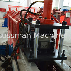 China 13 Stations Ceiling Batten Roll Forming Machine Material Thickness 0.48-0.55mm supplier