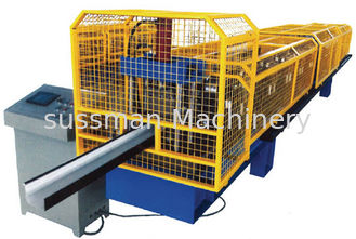 Rainwater System Automatic Roll Forming Machine , Seamless Gutter Roll Forming Machine