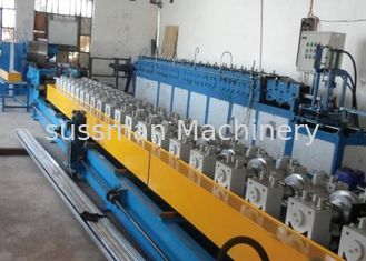 China 3-10 m / Min Steel Door Frame Manufacturing Machines Chain Drive System supplier
