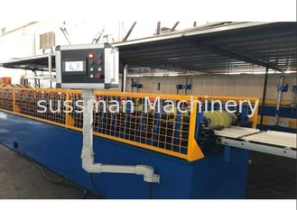 China customized Sussman Shelf Box Roll Forming Equipment 18 Steps 3-15 m / Min Speed supplier