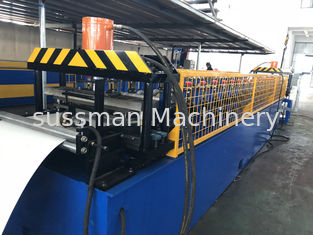 China 5KW  Motor Power Shelf Box Roll Forming Machine With 3 -15 m/min Working Speed supplier
