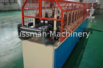 13 Stations Omega Roll Forming Machine About 5000 × 435 × 1000 mm
