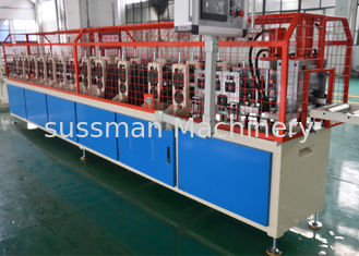 China 75mm 90mm Drywall Stud And Track Roll Forming Machine For Galvanize Material supplier