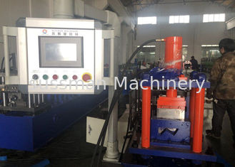 Fully Automation Z Section Ridge Cap Roll Forming Machine CE ISO Certificated