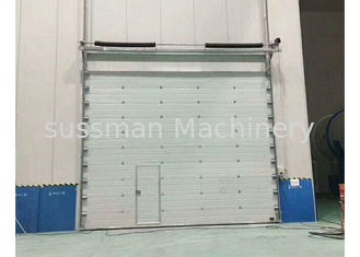 China Customized Door Opening Size Industrial Roller Shutter Doors For Easy Installation supplier