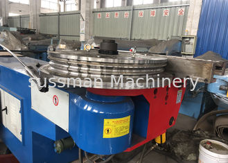 China Automatic Shutter Door Roll Forming Machine CE Passed Rail Curving Machine supplier