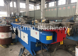 China 450mm Curved Radius Hydraulic Door Guide Rail Curving Machine With 2.5T supplier